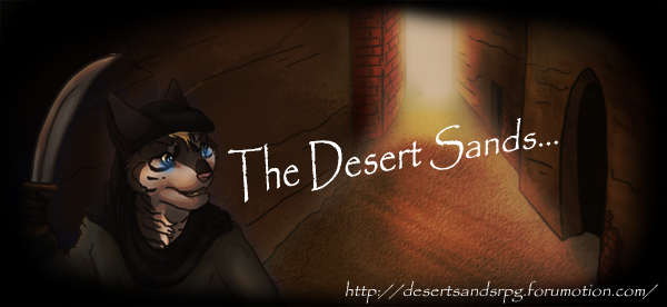 The Desert Sands