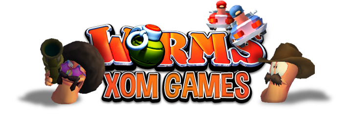 Xom Worms Games