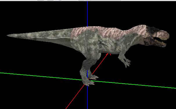 Primeval New World Albertosaurus Primeval New World Alb...