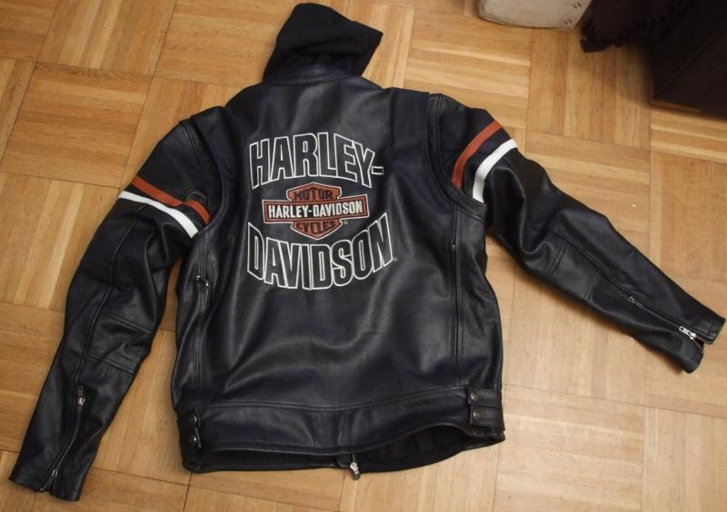 Blouson Harley Davidson Ebay