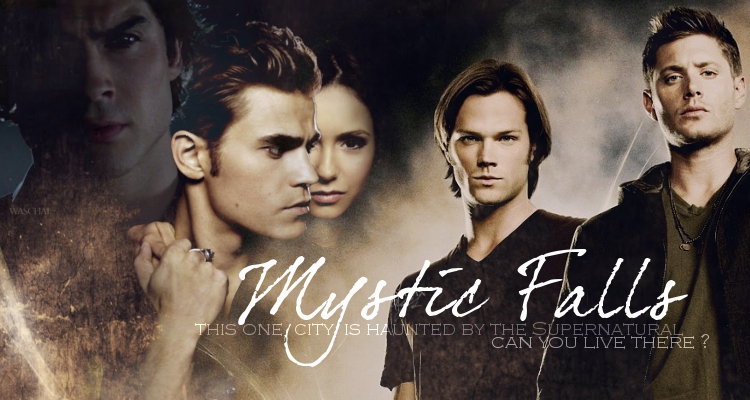 Mystic Falls - The city of surprises